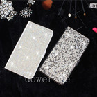 Luxury Leather Case For Samsung Galaxy S9/8/7/6 Edge Plus Note 8 5 4 3 S5/4 A5/7/8 Fashion Full Bling Diamond Wallet Flip Cover