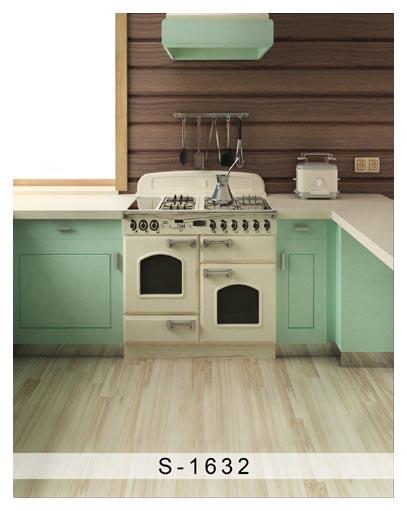 campanas de cocina moderna armario xft estudio fotogrfico teln de fondo banner de vinilo cm x cm