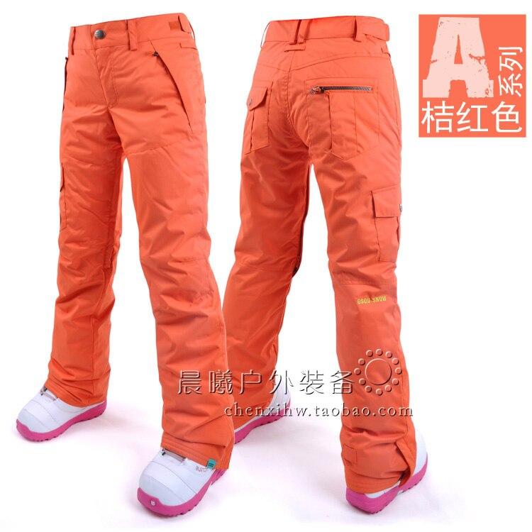 GSOU NEVE Novas Calças de Algodão calças