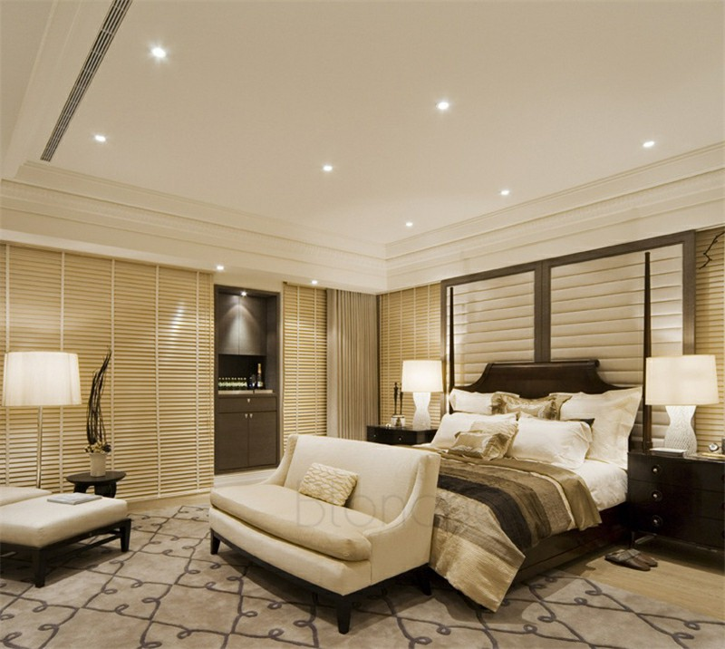 Blonche светодиодный потолочный светильник AC85~ 265 В панельный светильник круглый/квадратный 3W/6 Вт/9 Вт для гостиной спальни кухни Современный домашний декор светильник