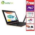 Оригинал 2 в 1 Lenovo Yoga Книга Andriod и Windows Tablet 10.1 Дюймов Intel Atom Z8500 X5 Quad core 4 Г + 64 Г 1920x1200 Notebook PC