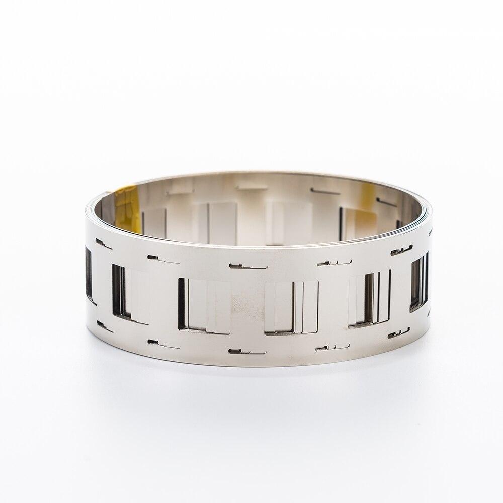 1KG /lot 0.15*27mm size H shape pure nickel strip Ni nickel belt for 18650 battery pack welding