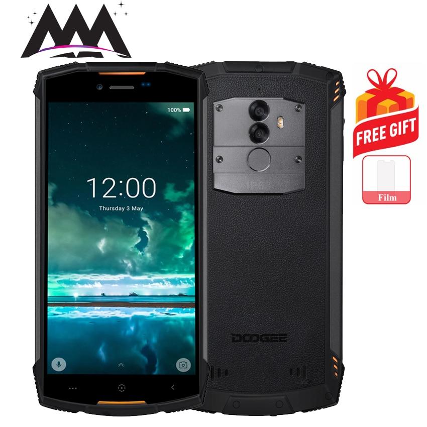 font b DOOGEE b font S55 Lite IP68 5500mAh Waterproof shockproof mobile phone 5 5