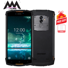 DOOGEE S55 Lite IP68 5500mAh Waterproof shockproof mobile phone 5.5″ HD+ Android 8.1 Quad Core 2GB+16GB 13MP+8MP 4G Smartphone