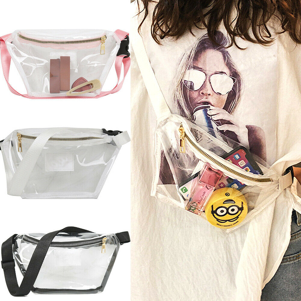 Funny Transparent Handbag Bag Clear Jelly Purse Women Clutch PVC Tote Sweet Shoulder Bag Clear Jelly Clutch Purse