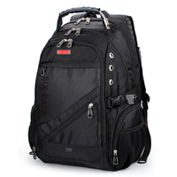 2019 Hot Sale Men's Travel Bag Man Swiss Backpack Polyester Bags Waterproof Anti Theft Backpack Laptop Backpacks Men Brand bags