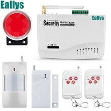 Беспроводной провод GSM сигнализация Системы антенна сигнализация Системы s безопасности дома Беспроводной Сигнал 850/900/1800/1900 МГц Поддержка Русский/Английский