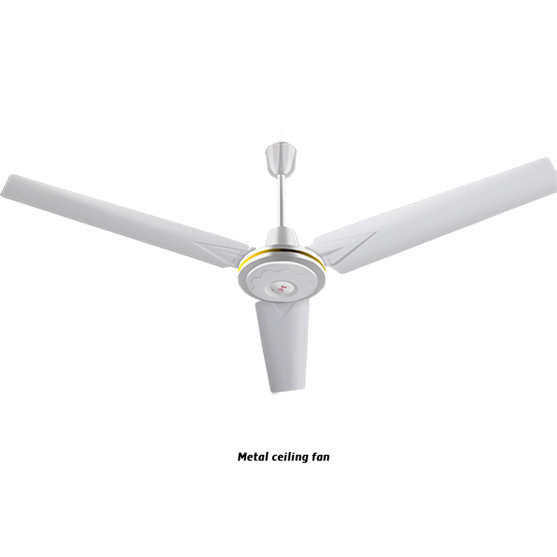 Ceiling Fan with 3 Speed Wall Control and 56 Inch Blades Indoor Ceiling Fan Brushed Nickel Ceiling Fan