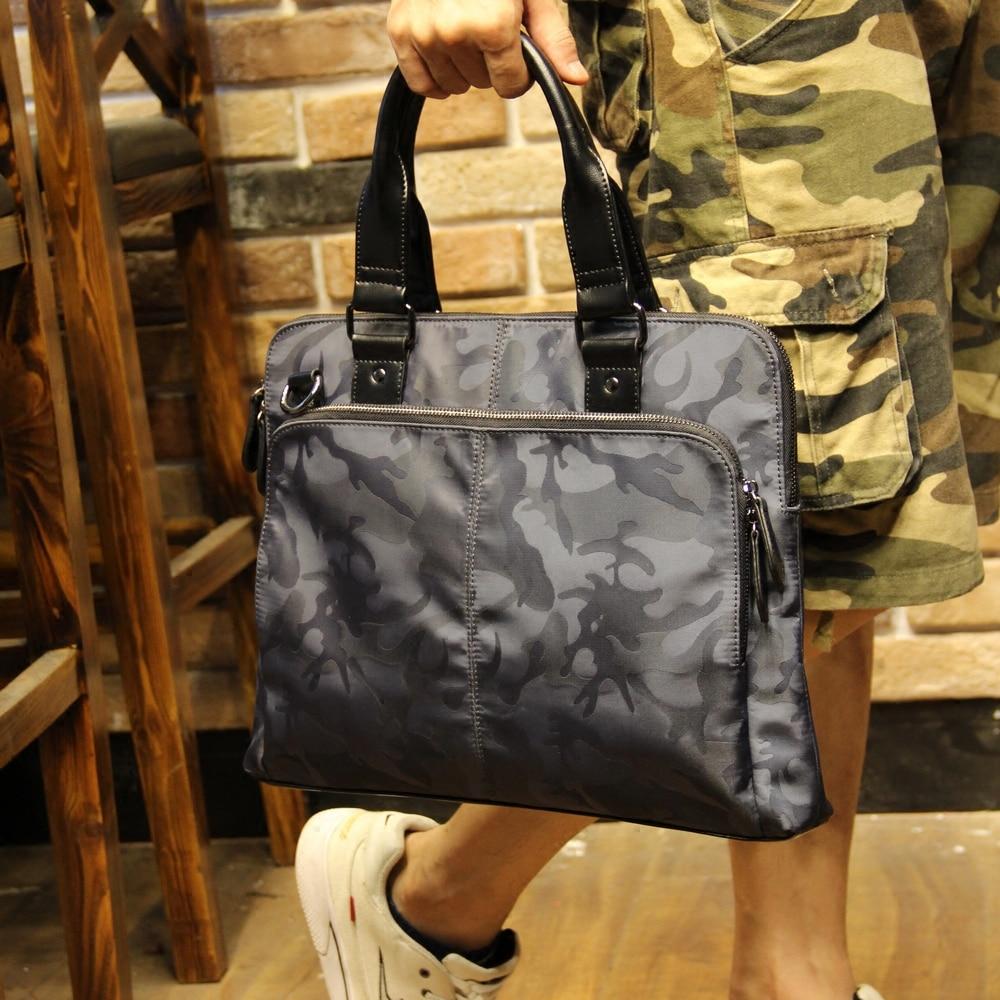 Xiao P Brand Waterproof Business 12 13 14 inch Notebook Computer Laptop Bag for Men Women