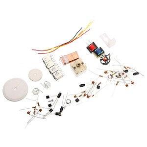 Image 5 - LEORY Juego de 7 tubos de Radio AM, Kit DIY electrónico, juego de aprendizaje electrónico