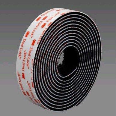 застежка самоклеющаяся 3м - 5M 3M SJ3550 Dual lock fastener self adhesive tape type 250,25.4mmX5M free shipping