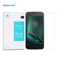 For MOTO G4 Play Tempered Glass NILLKIN Amazing H Anti Explosion Screen Protector For MOTO G4