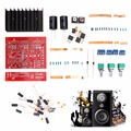 12 V 2X18 W 3CH Subwoofer TDA2030 2.1 Estéreo Digital Amplificador de Áudio Kits DIY