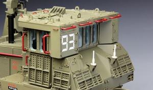Image 4 - 1/35 D9R teddy bear armoured bulldozer SS 002