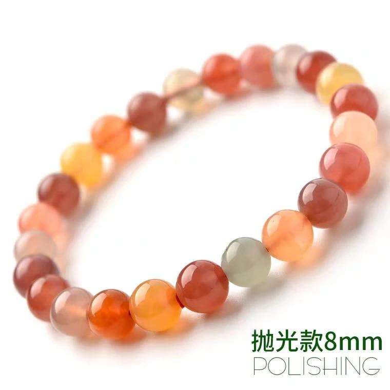 Women\u2019s bracelet E751 Come Chinese Alashan agate handmade bracelet Lucky bracelet Natural agate stone Meditation bracelet