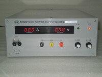 SYK50010D DC источник питания 0-500 В, 0-10A Регулируемый экспериментальный источник питания высокая точность постоянного тока регулятор напряжения