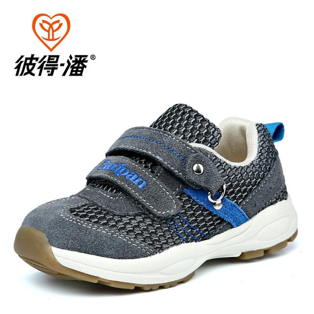 Nuevo 2016 Marcas de Moda de Alta Calidad de Los Bebés Zapatos de Bebé Zapatos de Niño Zapatos antideslizantes Inferiores Suaves Niños Bady