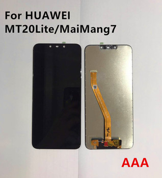 """original 6.3"""" AAA+ quality For Huawei maimang7 LCD DIsplay+Touch Screen Digitizer Assembly For huawei mate20lite LCD"""