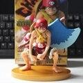One Piece Luffy Figura de Acción de Oro Película CAMPEÓN Ver. mono D Luffy PVC Figura de Juguete