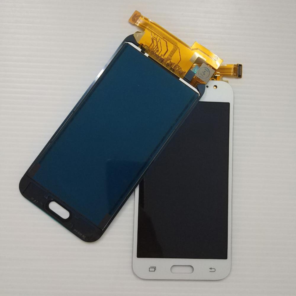 Adjustable Backlight For Samsung Galaxy J2 j200 2015 SM-J200F J200G J200H J200M J200Y LCD Display + Touch Screen Sensor Assembly