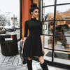 2018 Sexy Off Shoulder Summer Women Dress Female Womens Holiday O Collar Party Ladies Casual Dress Half Sleeve Dress Party Dress 3