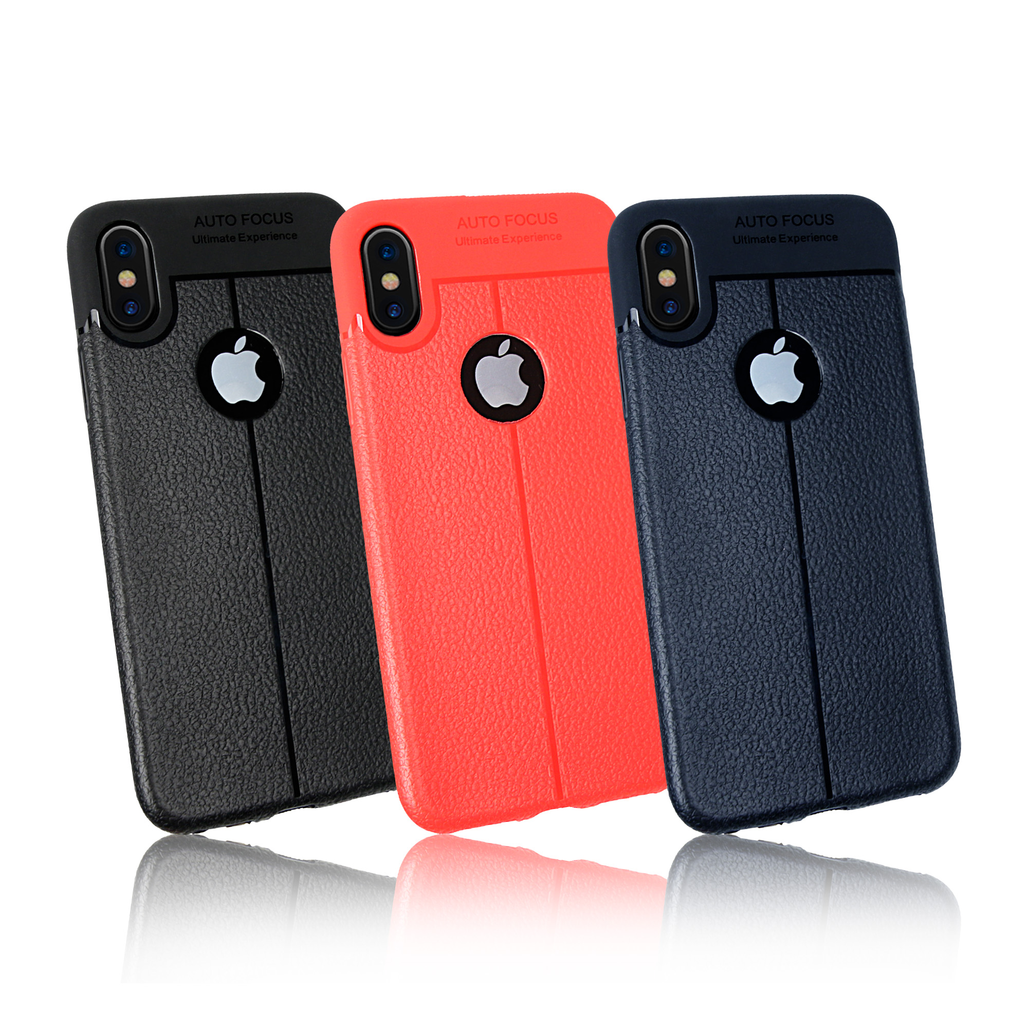 watch be5b4 f94e5 US $2.3 |Safe Shockproof Protective Cover Fit For iPhone X iPhone 8 Plus  iPhone 7 Plus 6 6S Plus 5 5S SE Mobile Cell Phone Cases Shell-in  Half-wrapped ...