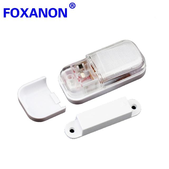 Foxanon Mini LED nachtlampje Draadloze Luz Automatische Magnetische ...