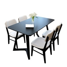 Furniture - Office Furniture - Free Shipping To Russia: Dining Table For 4, 6 And 8 Persons, Modern Stylish Solid Square Table