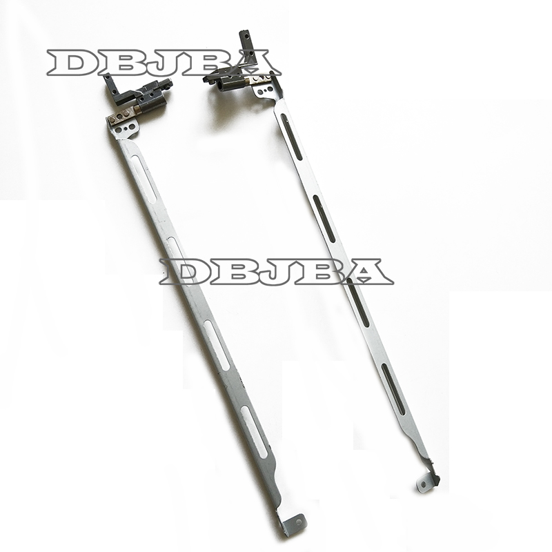 Genuine NEW FOR HP Compaq nx7400 nx7300 LCD Screen Hinges set L& R for 15.4 Display