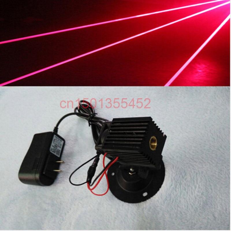 Polohovací světlo 3V bodového červeného laserového modulu - Profesionální osvětlení