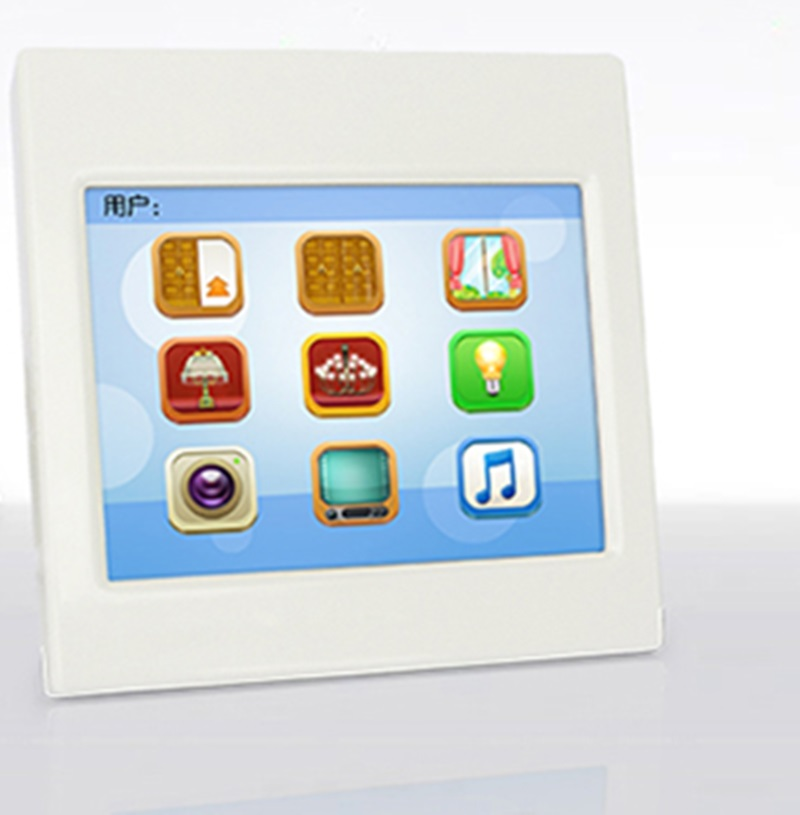 EA-043A Samkoon HMI Touch Screen 4.3inch 480*272 With CD