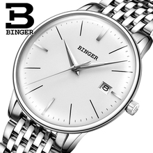 BINGER Mechanical Men watch Luxury Brand Mens Automatic Watches Sapphire Wristwatches Male Watch Waterproof Reloj Hombre B5078M6