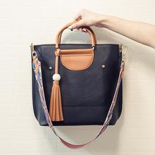 New women handbags fashion woman's shoulder bag messenger bags Fashionable tassel bag