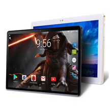 10 inch tablet 2.5D Tempered Glass 1280*800 IPS Screen Android 7.0 Octa Core 4GB RAM 32GB ROM 8 Cores 3G 4G LTE Tablets 10.1