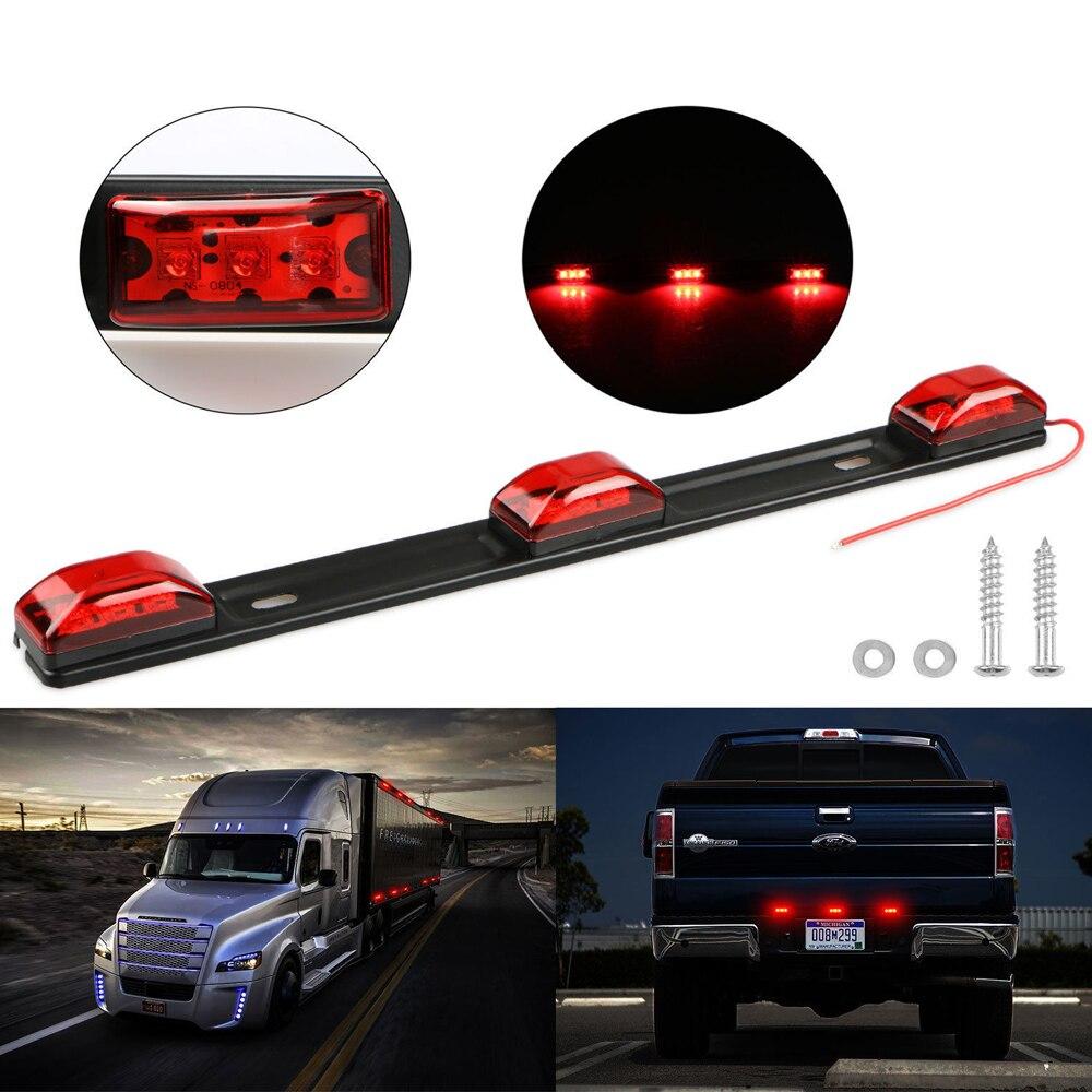 Castaleca NEW Truck Trailer Rear Brack Lights Red