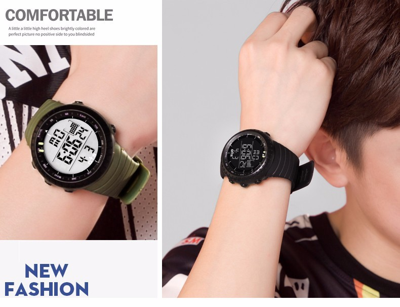 military watch model