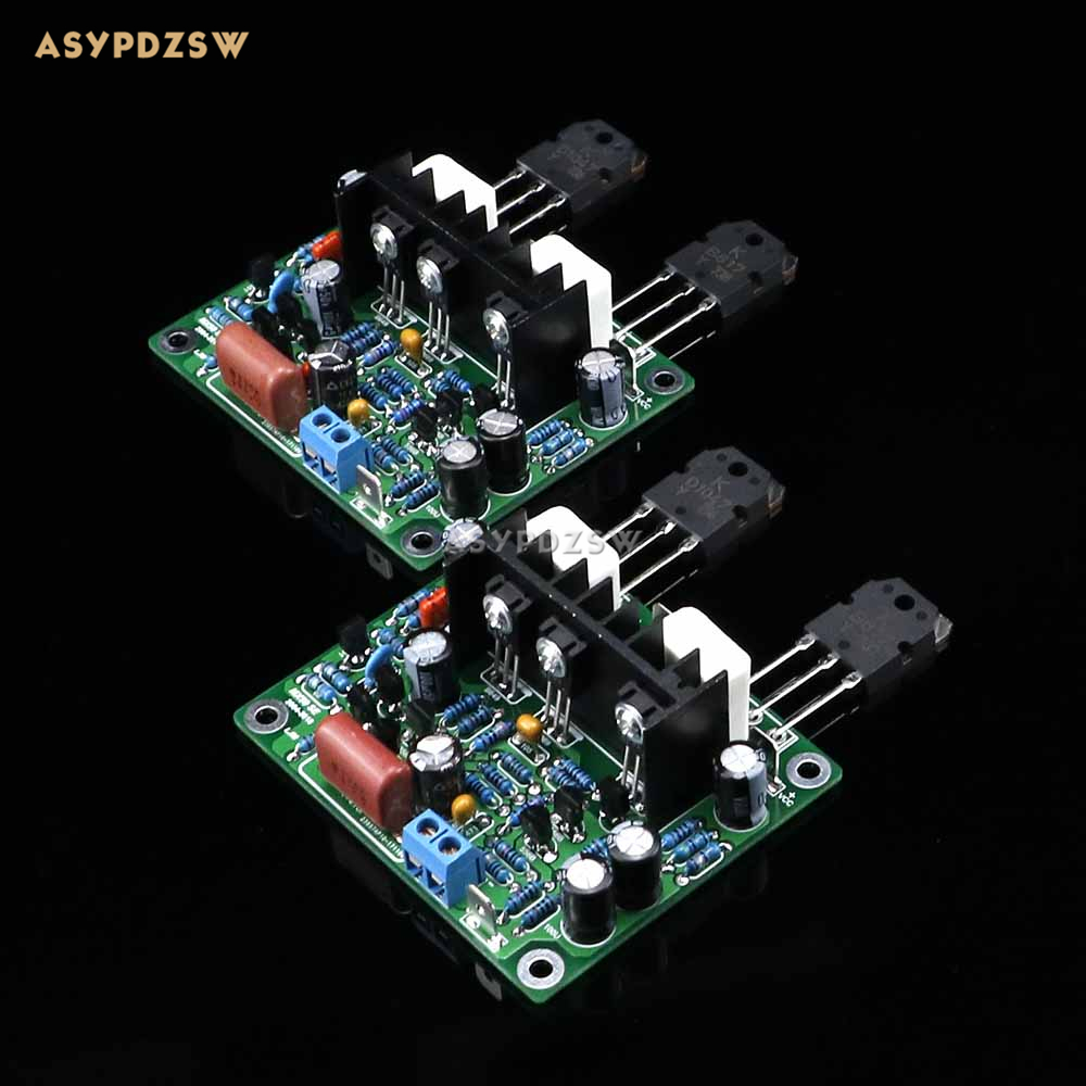 2PCS MX50 SE Power amplifier finished board Dual 2.0 Channel Power amp board 100W+100W