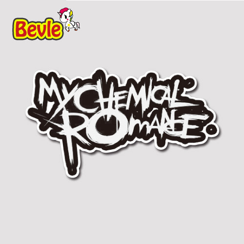 Bevle 3202 My Chemical Romance Waterproof Fashion Cool Notebook Stickers Laptop Luggage Fashion Car Graffiti Cartoon 3M StickerBevle 3202 My Chemical Romance Waterproof Fashion Cool Notebook Stickers Laptop Luggage Fashion Car Graffiti Cartoon 3M Sticker