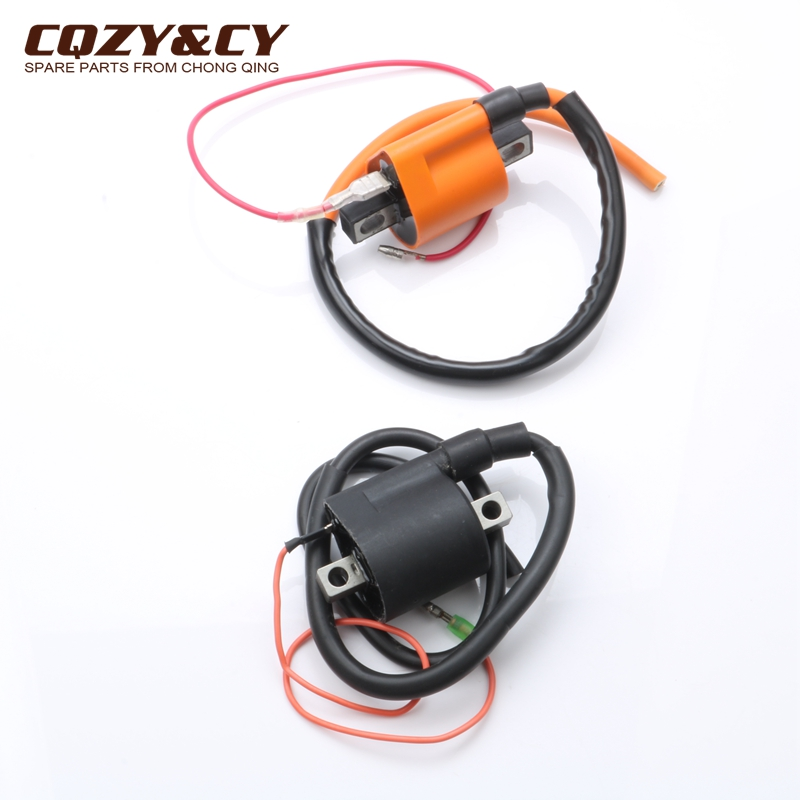 Scooter Standard & High Performance Ignition Coil For YAMAHA ZUMA 50 BWS 50 YW50S 50cc 2002-2011 4VP-H2310-01