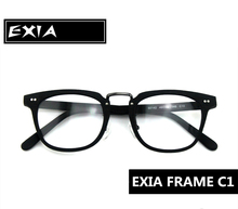 Фотография Acetate Glasses Frame Optical Glasses and Sunglasses Frame Quality Design Brand EXIA OPTICAL KD-28 Series