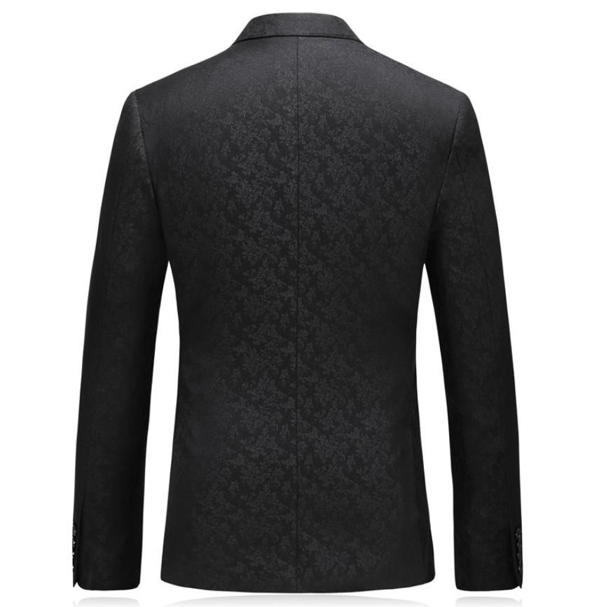 Negocios Primavera Pantalones chaqueta Same Clásico Hombres Moda De Los  2019 Traje Photo Color Chaleco Bordado Hombre ... 72d15f042e14