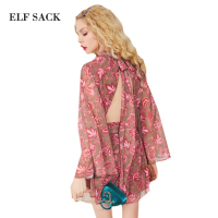 ELF SACK Women Summer Beach Playsuits Sexy