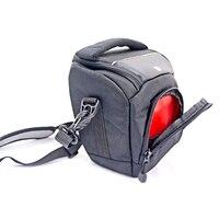 Black DSLR Camera Bag Shoulder Strap High Quality Camera Case Cover For Nikon D3000 D3100 D3200