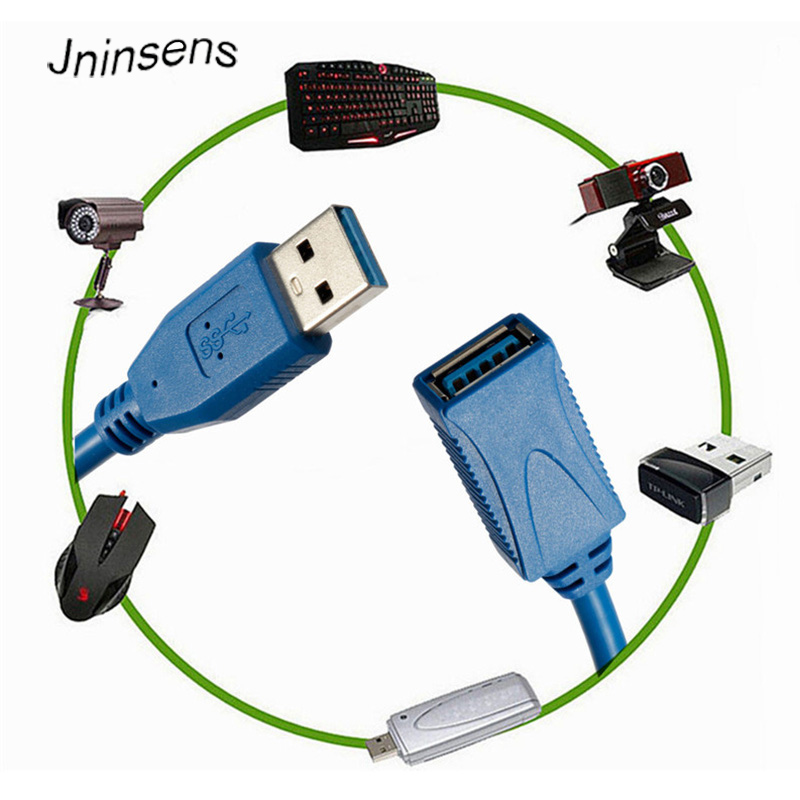 Unterhaltungselektronik Sinnvoll Universal 0,3 M 0,5 M 1 M 1,5 M 1,8 M 3 M 3ft Usb 3.0 Eine Verlängerung Kabel High Speed Stecker Adapter Verlängern Daten Transfer Sync Kabel Eine GroßE Auswahl An Modellen Datenkabel