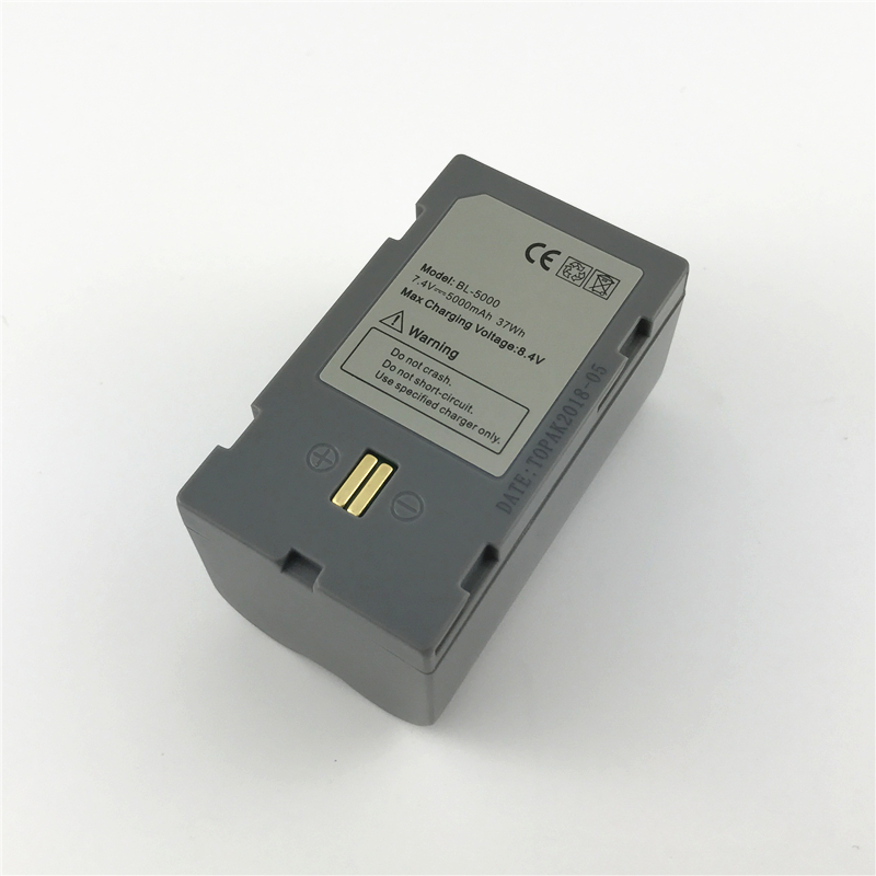 7.4V 5000mAH 100% Brand New Hi-target Battery BL-5000 for Hi-target H32 V30 V50 F61 F66 GNSS RTK GPS battery surveying