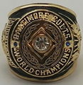 Wholesale 1958 Super Bowl Baltimore Colts Zinc Alloy gold plated Custom Sports Replica World Championship Rings
