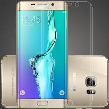 HD Clear Soft for Galaxy S10 S9 S8 Plus S7 S6 Edge Screen Protectors For Samsung S10 E S9 S8 Note 9 8 Film Non Tempered Glass цена и фото