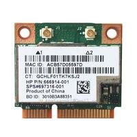 BCM943228HMB SPS 718451-001/697316-001 300 Mbps 2 4G/5 GHZ 802.11n Wifi Bluetooth BT 4 0 PCI-E Wlan-karte