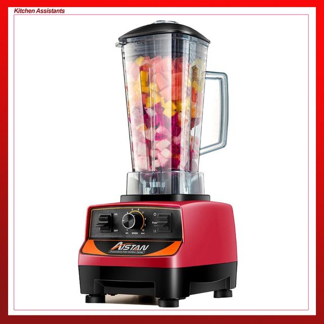 A5200 Kitchen Potable Food Mixer Japan Knives Parts Bar Juice Food Processor 3HP 2200W BPA FREE 2 Liters Blender Mixer
