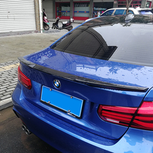 Carbon Fiber new design 2013 to 2017 spoilers for BMW F30 F35 spoiler by high quality 320i 320li 325li 328i